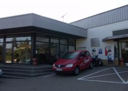 Autohaus Holzer vor 2006