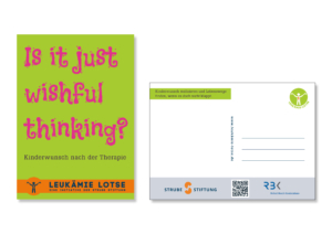 Postkarte Kinderwunsch