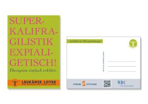 Postkarte Therapien