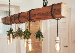 Deckenlampe DIY