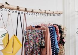 Kleiderstange DIY