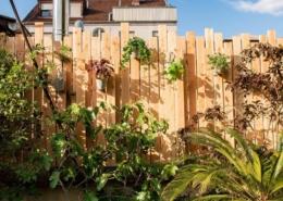 Gartenzaun Sichtschutz DIY