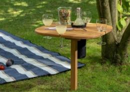 Picknicktisch DIY